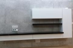 Mueble Salón Lacado a Medida