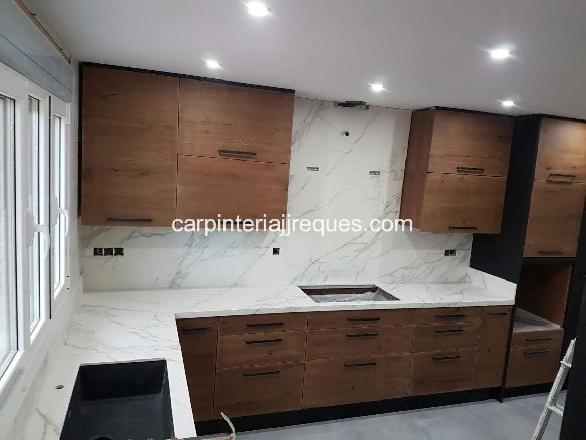Muebles De Cocina Carpinteria Jj Reques