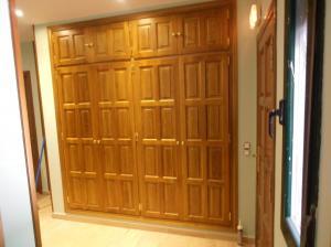 Armario 4 puertas maderamod. castellanas con maletero