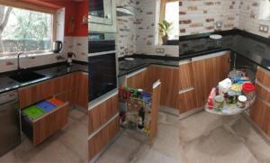 Extreibles muebles de cocina