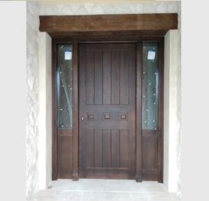 Puerta entrada exterior mod. Sauquillo