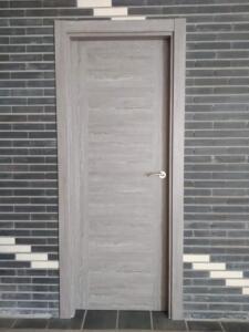 Puerta interior laminado color Vernice