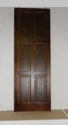 Puertas interior madera estilo castellana 6 cuarterones